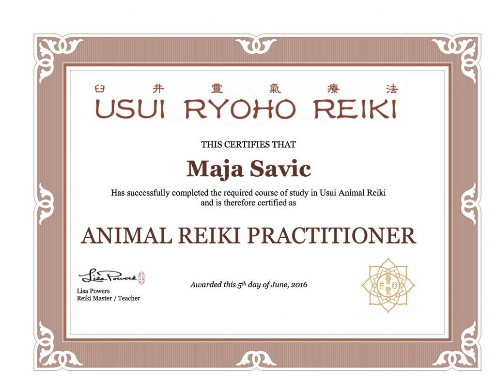 Animal-Reiki-Certificate