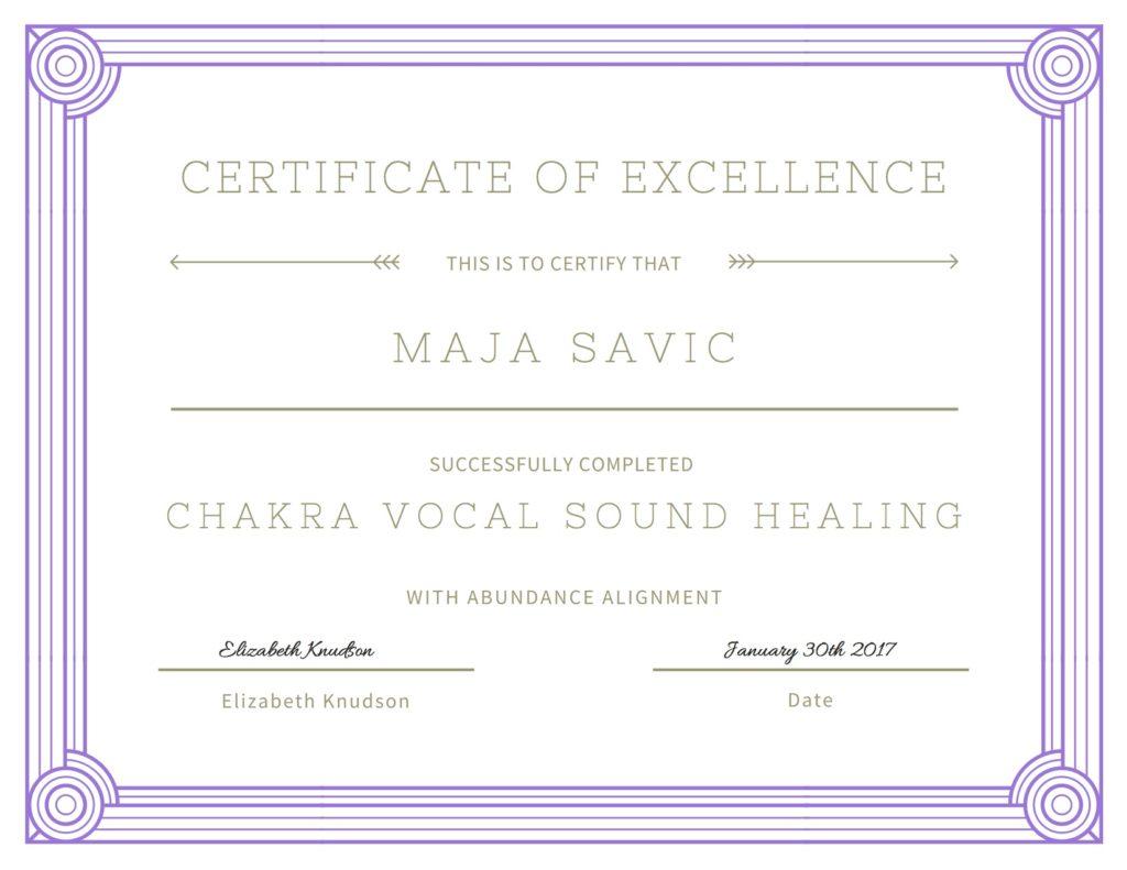 Healing Qinspired Life By Maja Savic