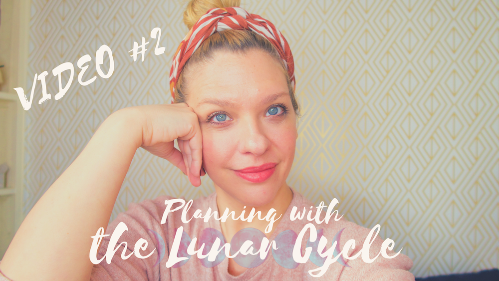 moon, Conscious Planning with the Lunar Cycle