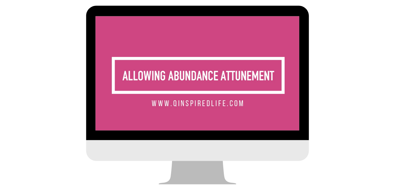 abundance, Activate the Flow of Abundance Course