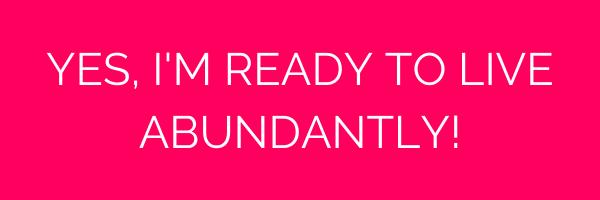 21, 21 Days of Abundance Challenge
