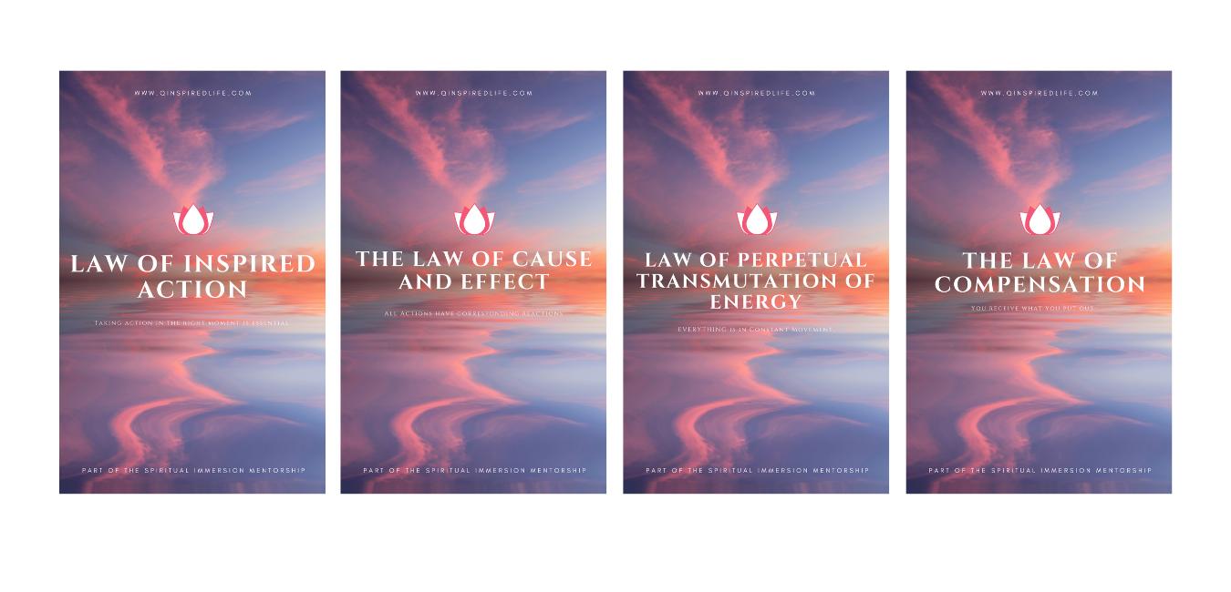 spiritual, 12-Month Spiritual Immersion Mentorship